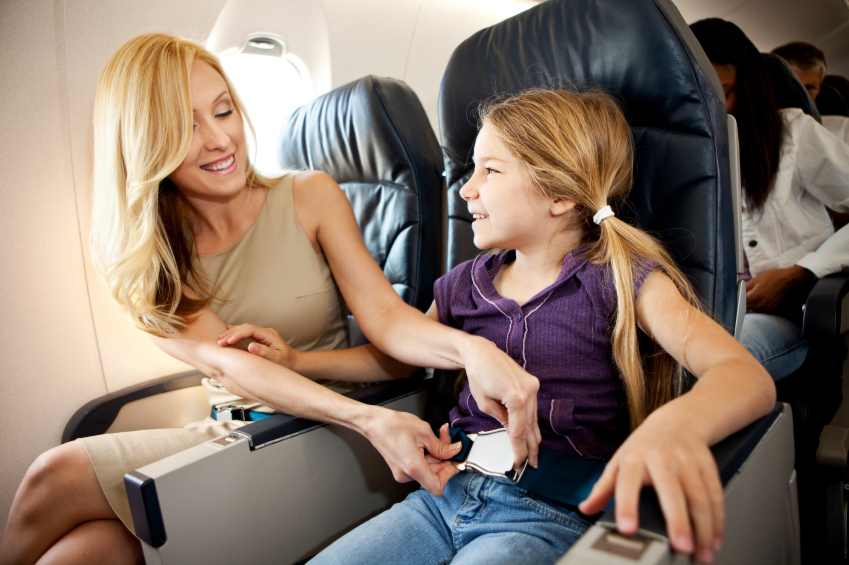 Give your child the security of an adult travel companion!